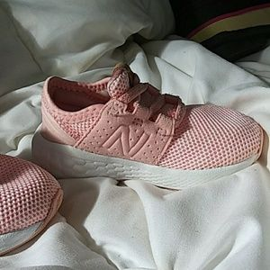 Brand New Toddler size 5 pink New Balance shoes